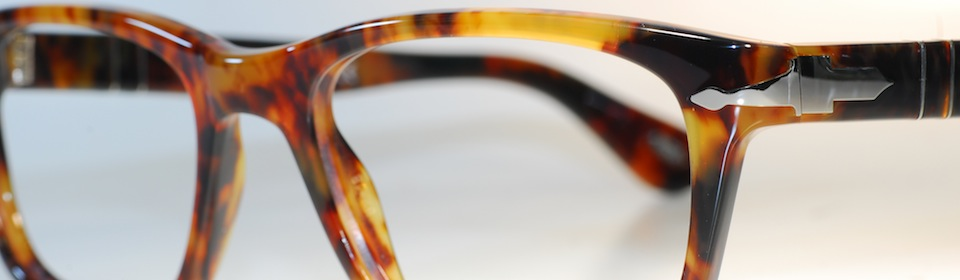 Brillenmode